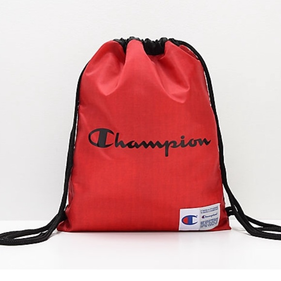 CHAMPION DOUBLE UP two-tone CARRY SACK ca390dc547c59